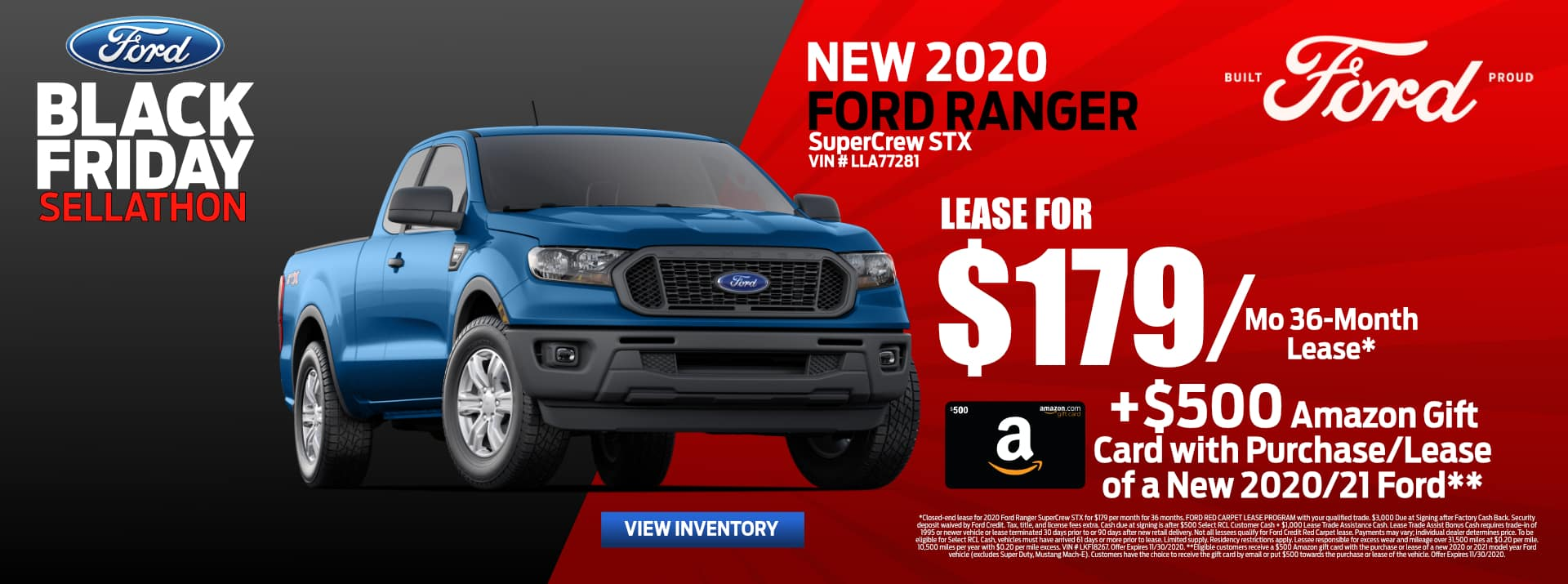 Black Friday_November-2020_Ford_RangerLease PSF Updated