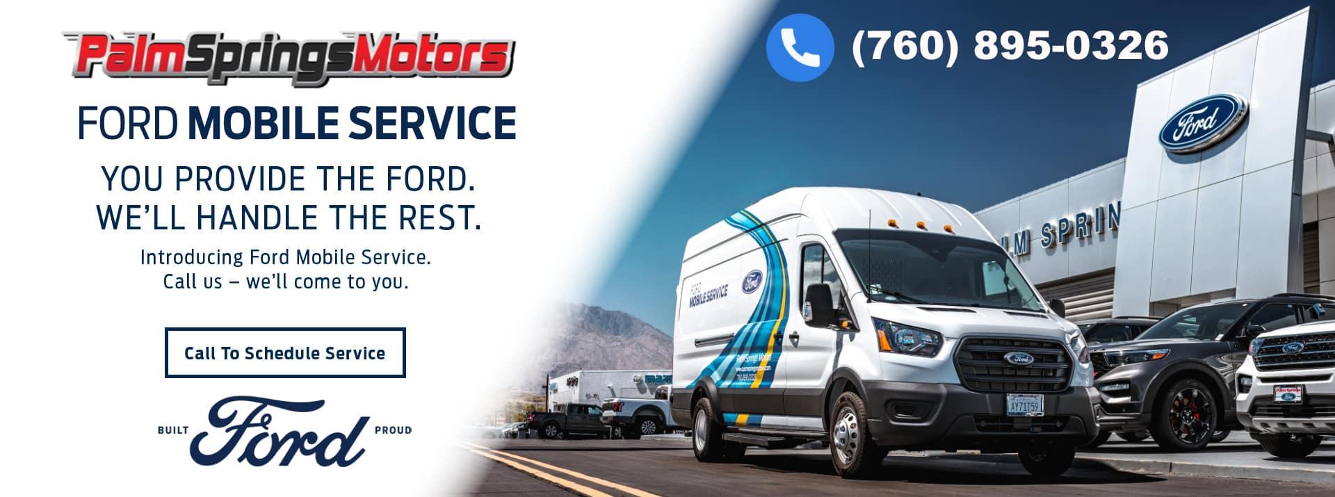 December-2020 Ford Mobile Service PSF