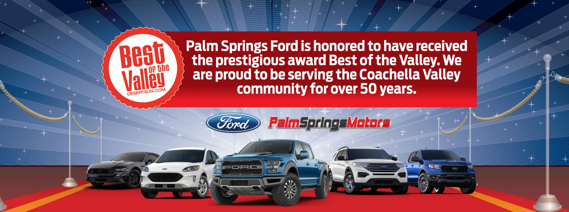 January-2021 Best Of Valley Palm Springs FORD