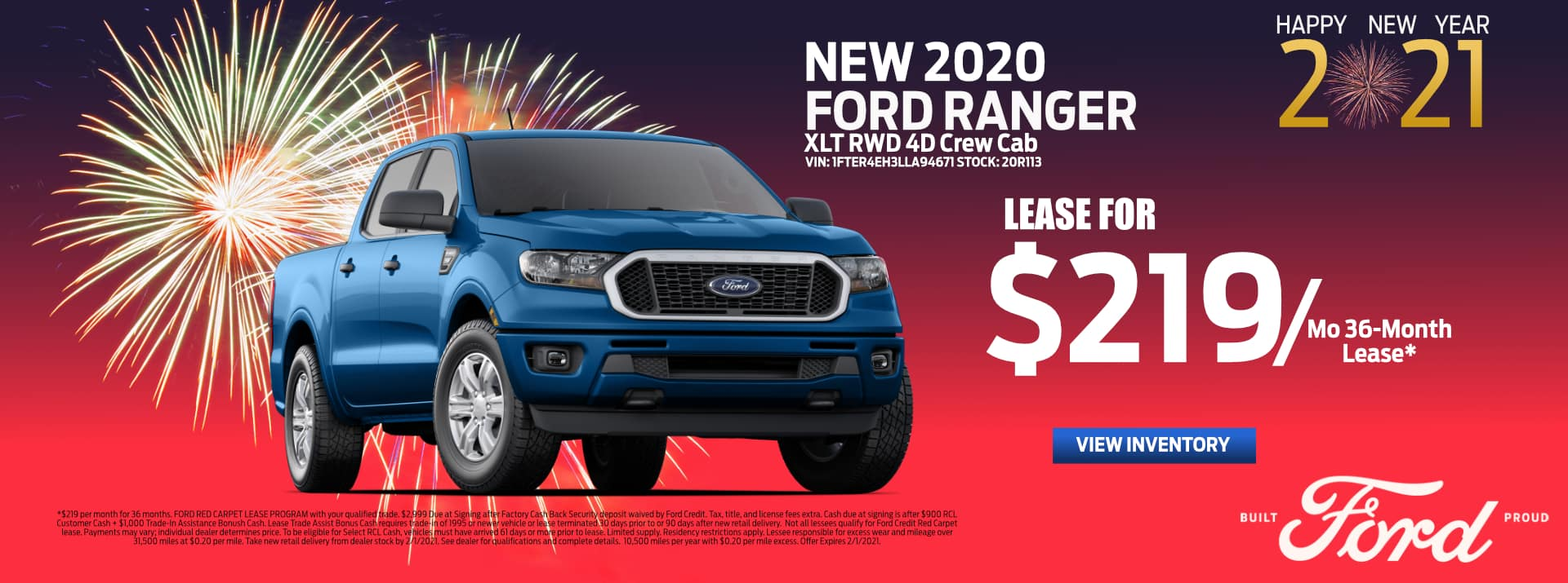 January-2021 Ford Ranger Lease_Palm_Springs_Ford