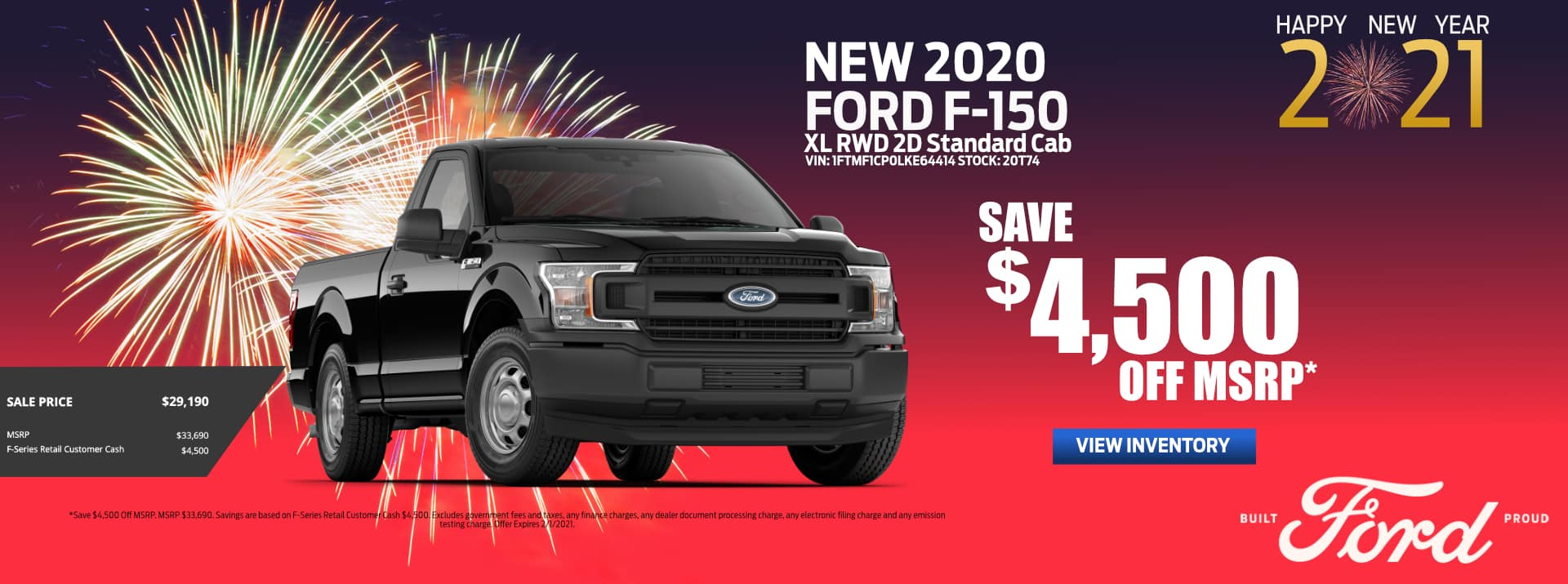 Revised_January-2021 Ford F-150 PSM