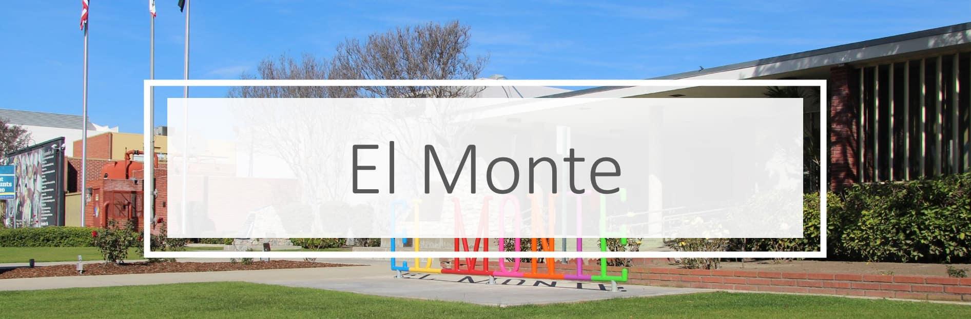 Ford Dealer Serving El Monte