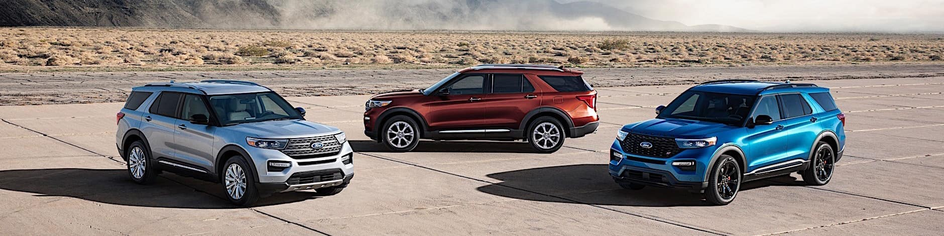 2021 Ford Explorer For Sale in Los Angeles