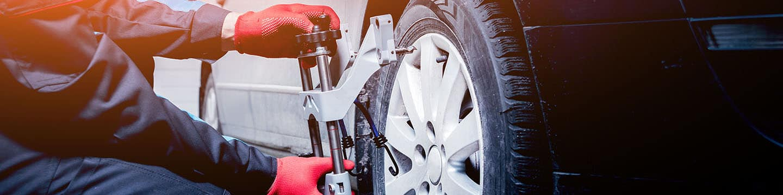 Wheel Alignment in West Covina, CA