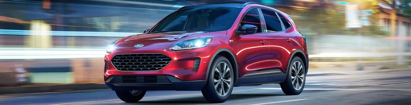 2021 Ford Escape in West Covina, CA