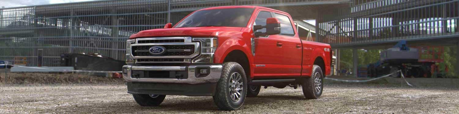 2022 Ford F-250 in West Covina