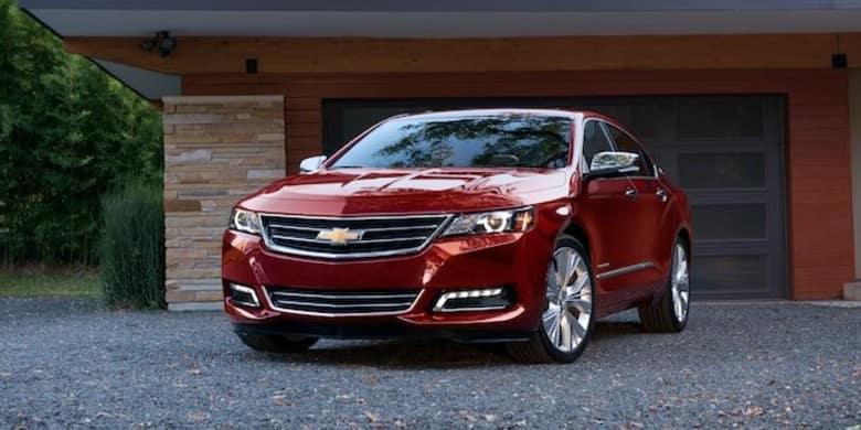 2020 Impala