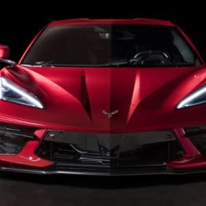 2020 Corvette Reveal Gallery