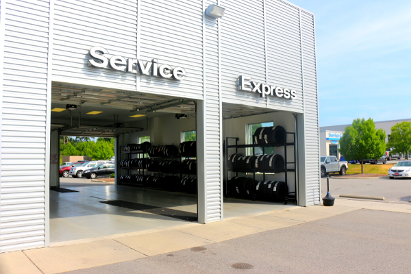 Nissan Service Department in Roanoke Rapids