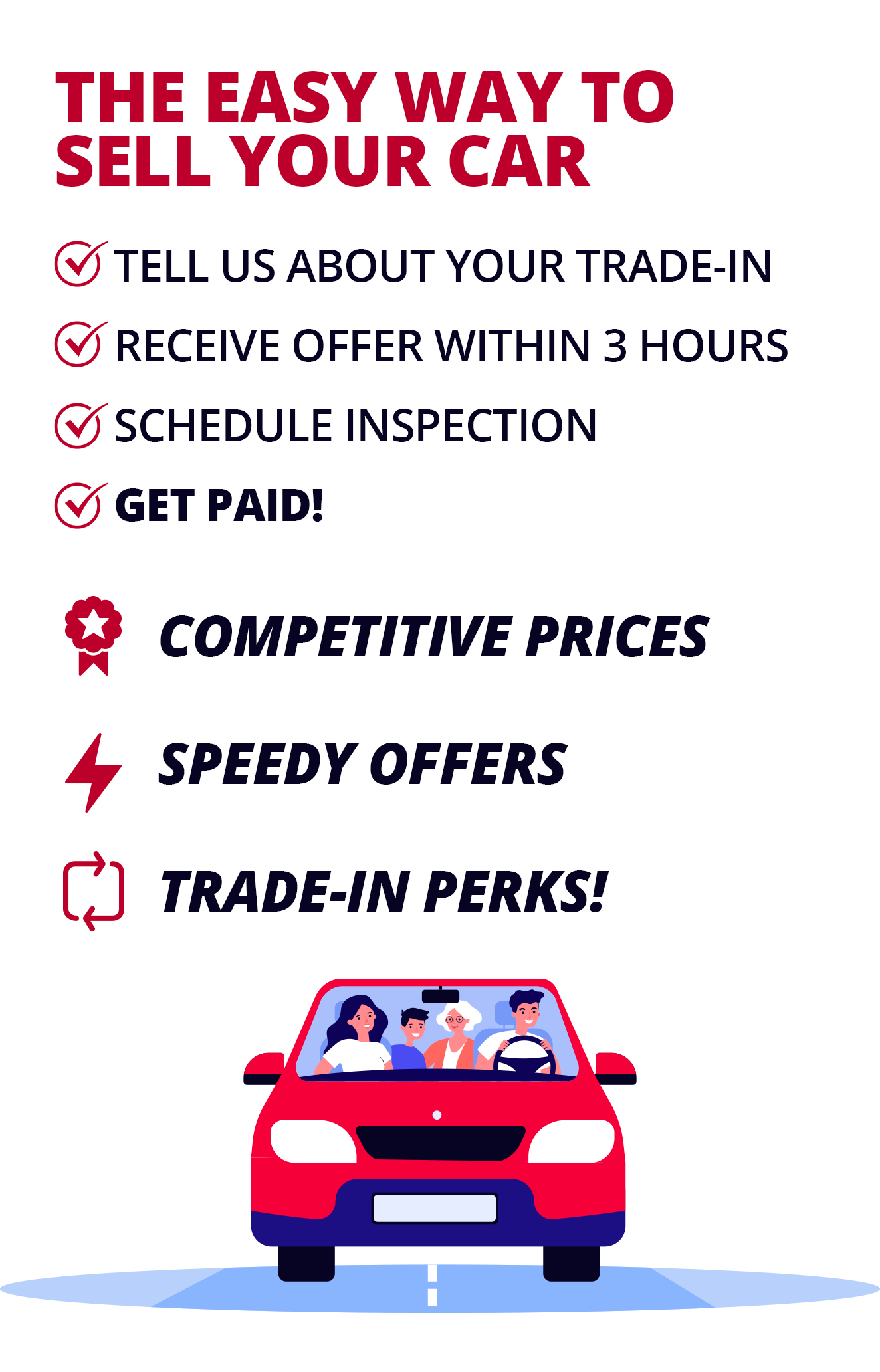 Sell Your Car in Roanoke Rapids