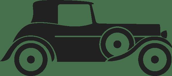 Classic Car Icon