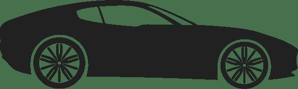 Exotic Car Icon
