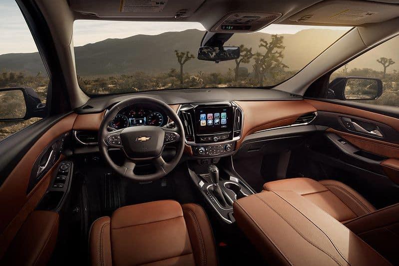 2019 Chevy Traverse Premier Interior | Sour Lake, TX