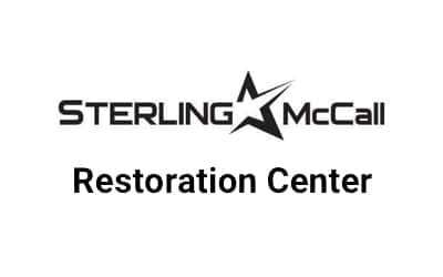 sterling mccall restoration logo