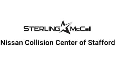 sterling mccall nissan collision stafford logo