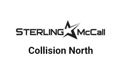 sterling mccall collision north logo