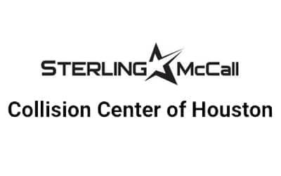 sterling mccall collision houston logo
