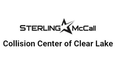 sterling mccall collision clear lake logo