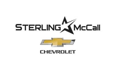 sterling mccall chevy logo