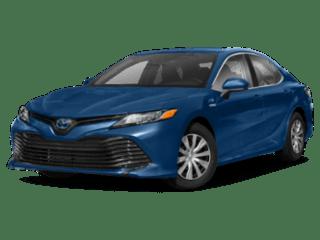 2020 Toyota Camry Hybrid thumbnail