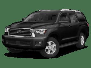 2020 Toyota Sequoia thumbnail