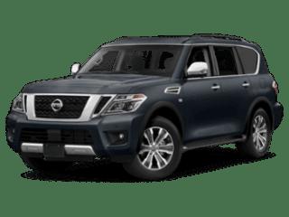 2019 Nissan Armada angled