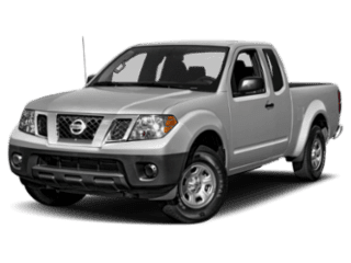 2019 Nissan Frontier angled