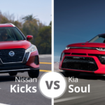 2021 Nissan Kicks vs. 2021 Kia Soul