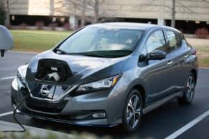 Nissan LEAF Electric Vehicles