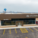 Van Horn Hyundai dealership front