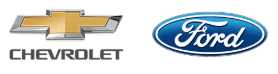Chevrolet and Ford Logos