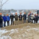 van horn breaking ground