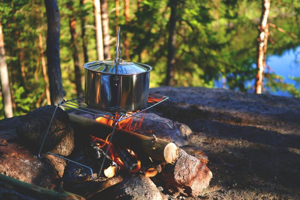 camping stock image pro camp page