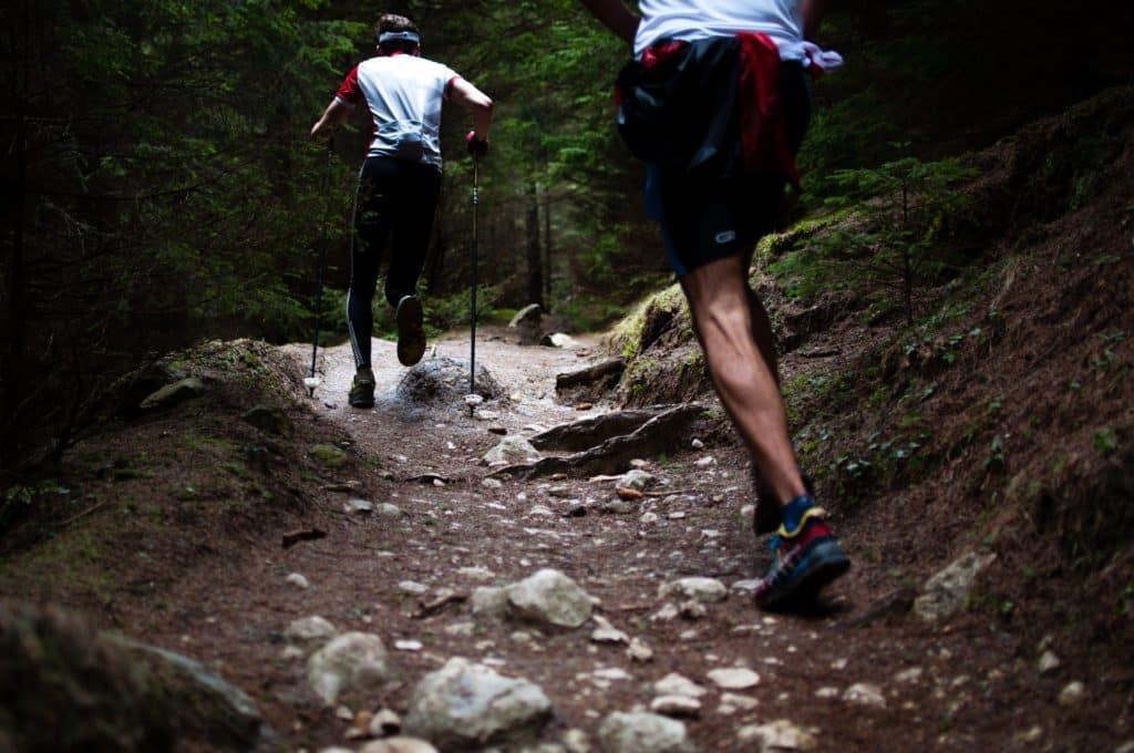 hiking stock image pro camp
