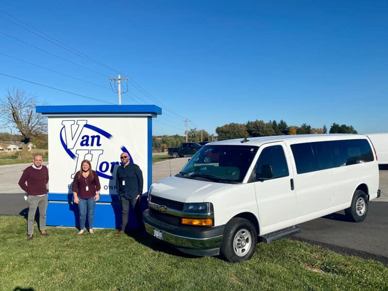 van horn gives core treatment services