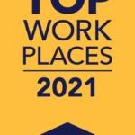 top workplace award logo van horn auto group