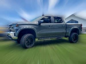 lifted ram pickup truck van horn for sale
