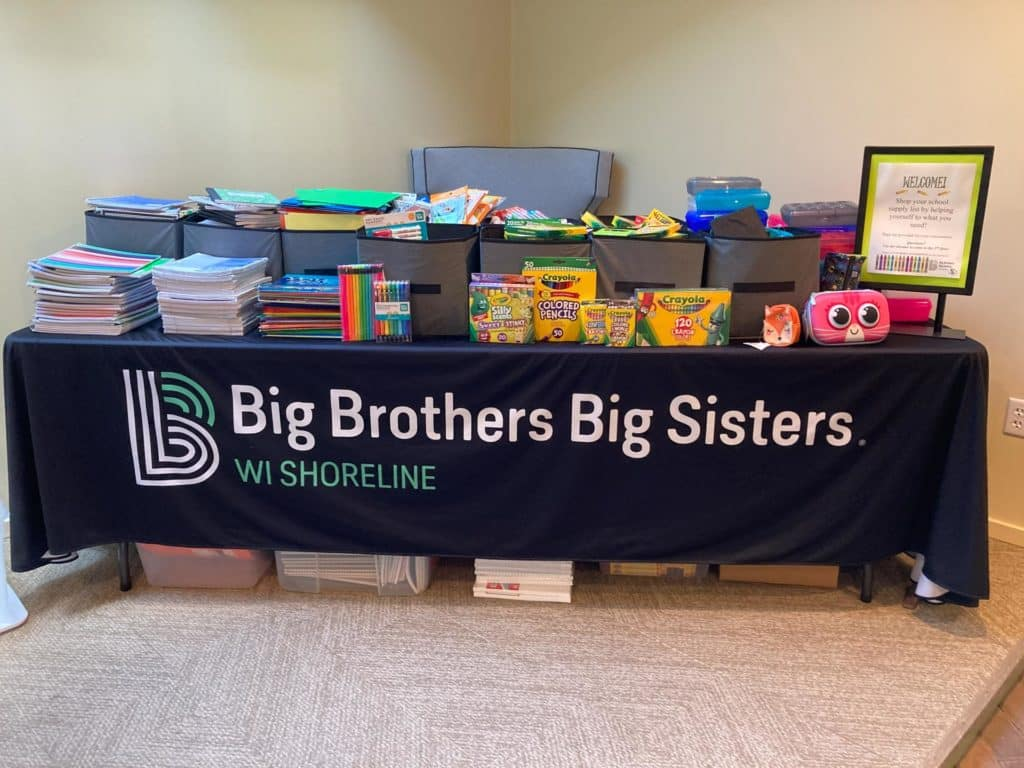 big brothers big sisters stuff the trunk event