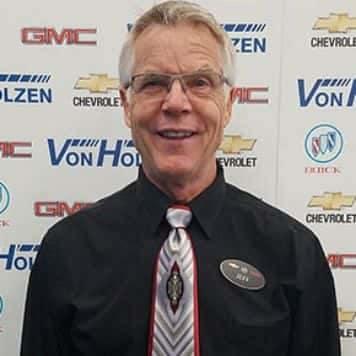 Jeff Von Holzen
