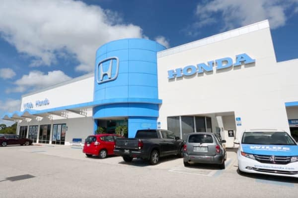 Wilde Honda Dealership