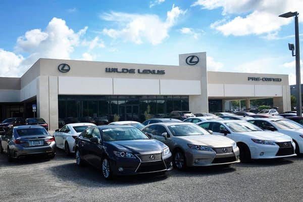Wilde Lexus Dealership