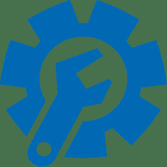 USP Logo - Service